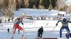 Tour de Ski 2008/2009 Ladies Final Race.