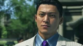 『龍が如く6』 桐生&染谷総長 初対面シーン