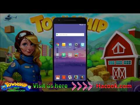 Township Hack  - Township Cash Hack 2018 [iOS/Android]