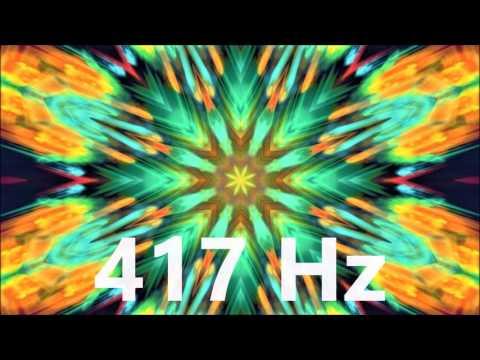 417 Hz Solfeggio Meditation Music   Energize & Boost Vitality