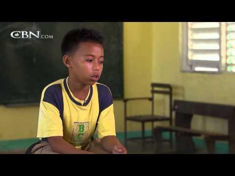 Damaged School in Philippines Restored by Generosity from Around the Globe