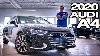 2020 Audi A4   What's New Comparison with 2019 Audi A4   Should You Buy The New Audi A4