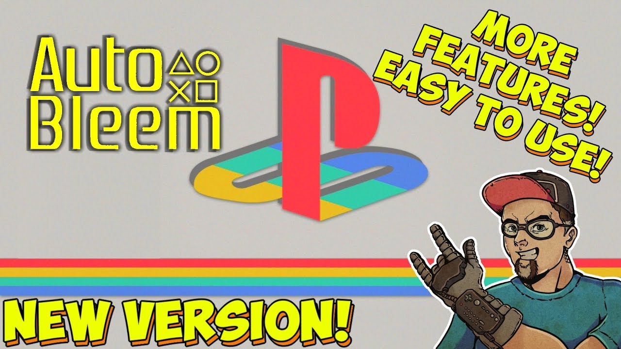 The Best PlayStation Classic Hack PERIOD! New AutoBleem Released