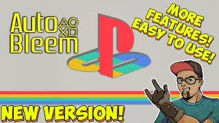 The Best PlayStation Classic Hack PERIOD! New AutoBleem Released! New Features & Upgrades!