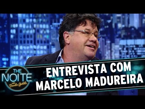 The Noite (11/01/16) - Entrevista Com Marcelo Madureira