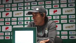 embeded bvideo Rueda de Prensa: Guillermo Almada - 21 Noviembre