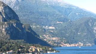 Amazing views! (the view from cottage in Bellajio) The como lake