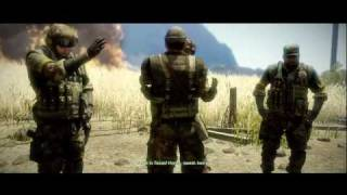 Battlefield: Bad Company 2 - ENDING - Airborne (Final Mission)