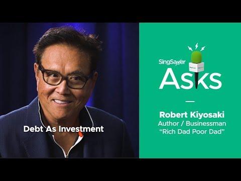 robert-kiyosaki:-i-love-debt.