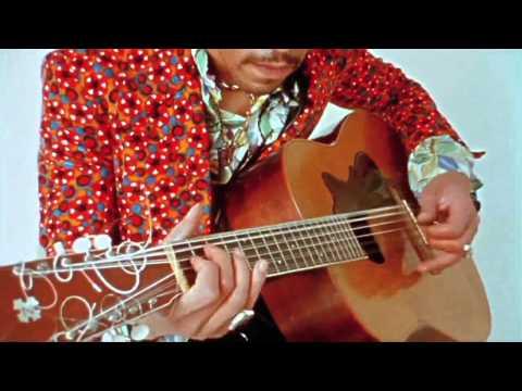 Jimi Hendrix 12 String Blues