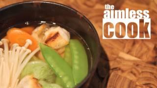 Japanese New Year's Soup - Ozoni Recipe