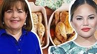 Ina Garten Vs. Chrissy Teigen: Whose Roast Chicken Recipe Is Better?