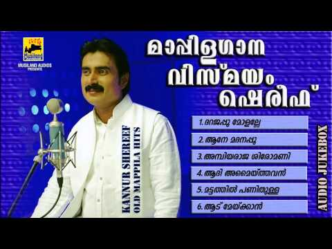 Mappila Pattukal Old Is Gold | Mappilagaana Vismayam Kannur Shareef | Malayalam Mappila Songs
