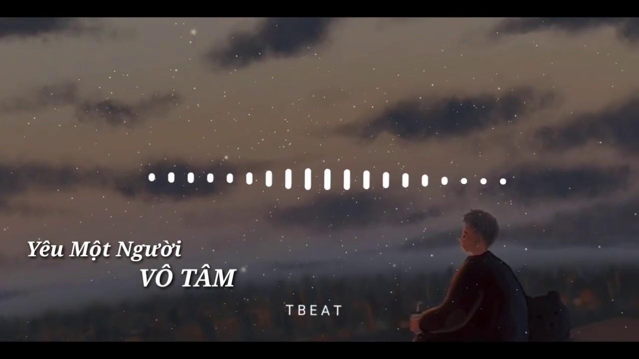 """Cover Yêu Một Người Vô Tâm  """" Nước mắt tuôn âm thầm """"_ Cover T BEAT"""