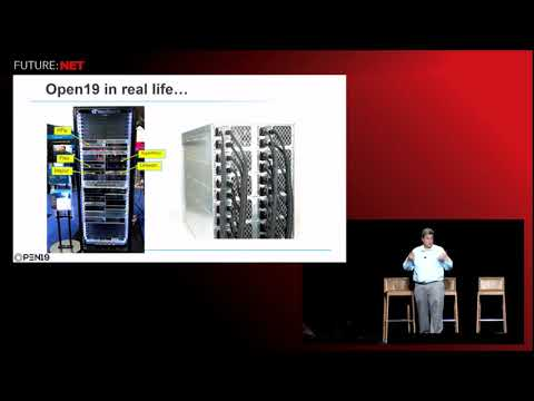 future:net 2017 - Open19 – The Data Center Edge Future is Now
