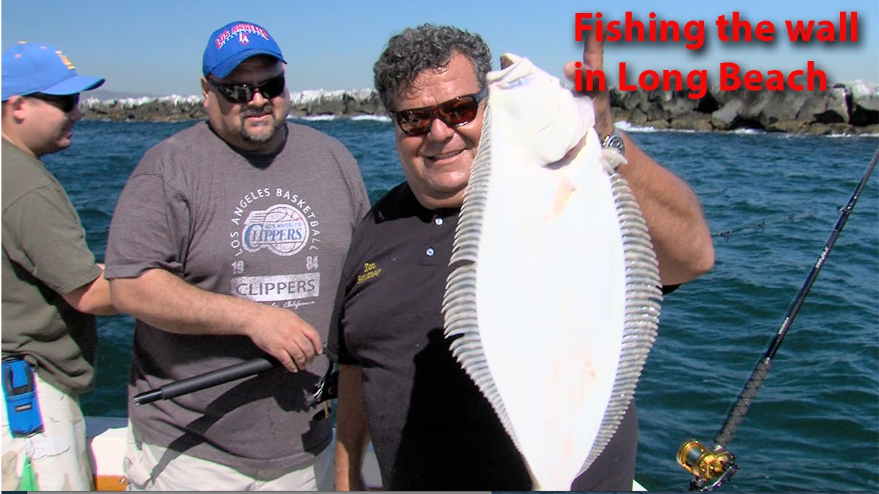 Dan - Small Boat Fishing in Long Beach | SPORT FISHING