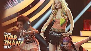 Iva Pazderková jako Shakira –