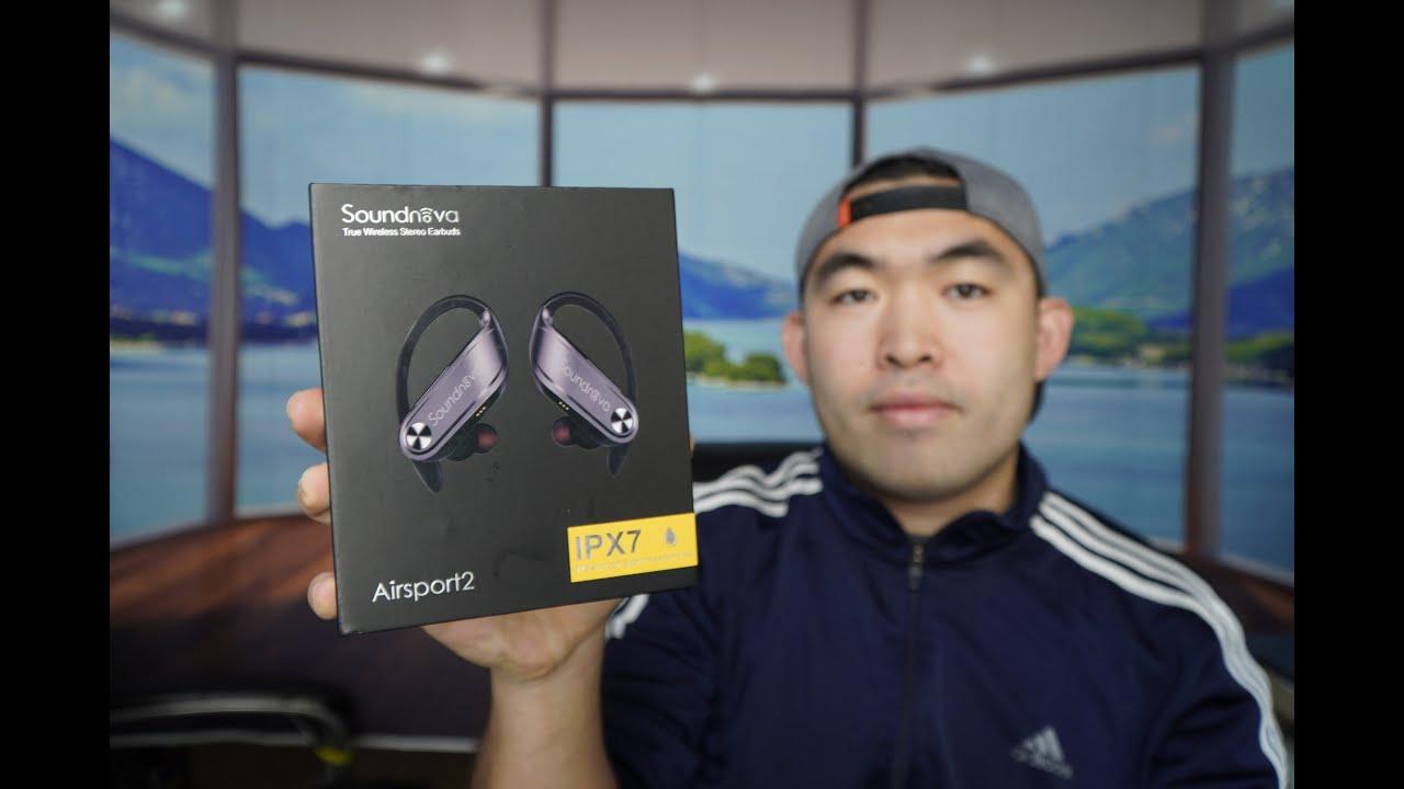 Is Soundnova Airsport2 Waterproof Wireless Earbuds Worth it?