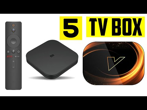 5 Best Cheap Android TV Box To Buy Under $100 | 4k TV Box