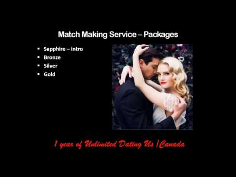 Professional Matchmaker In Toronto