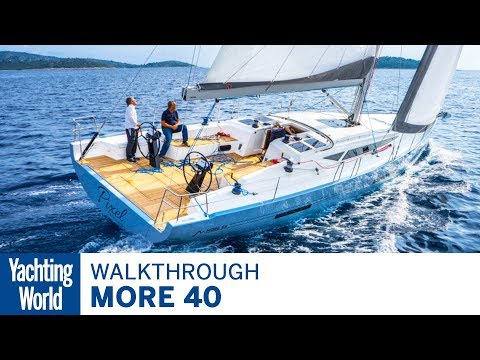 More 40 | First Look | Yachting World