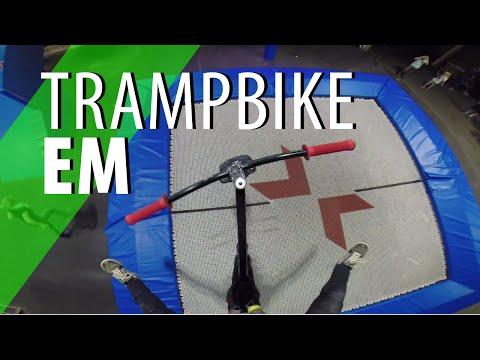 Trampbike Europameisterschaft - Indoor Bike Park Pfäffikon | Fabio Schäfer Vlog #10