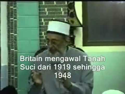 Sheikh Imran Hosein - Dajjal Al-Masih Malay Sub Full Video