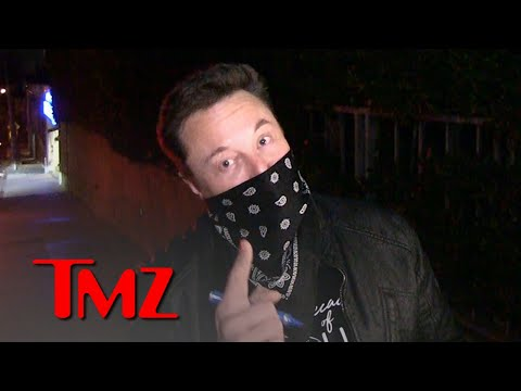 Elon Musk Says Dogecoin Could Be the Future of Cryptocurrency | TMZ