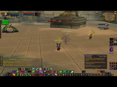 Some arenas with my friend part 1 World of Warcraft Pandashan