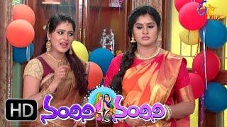 Nandini Vs Nandini - 19th January 2016 - Full Episode 47 - ETV Plus