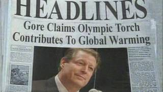 Headlines with  jay leno