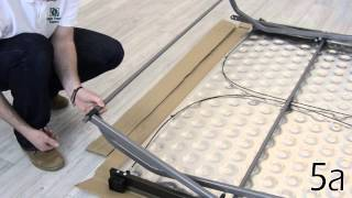 How To Assemble A Kettler Classic 10 Outdoor Table Tennis Table