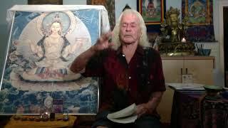 12-24-2020  Five Taras Yab Yum with Five Dhyana Buddhas