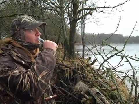 Sauvie Island Hunting Video