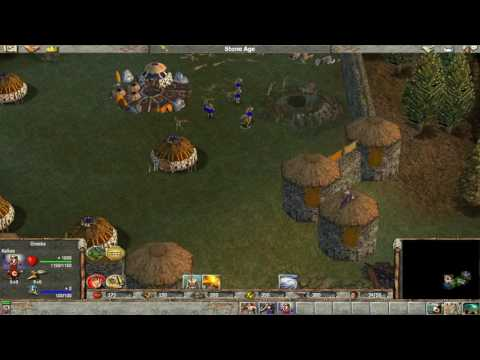 Empire Earth Walkthrough - Greek Campaign 01 - The Early Elladic Peoples [All CP]