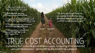 True Cost Accounting | The Lexicon of Sustainability | PBS Food