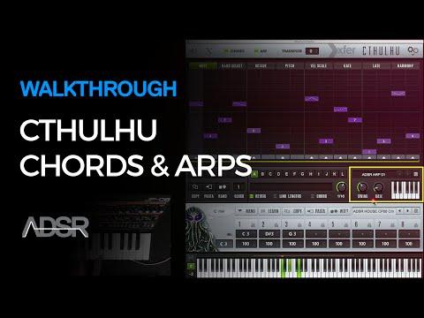 Cthulhu - Chords & Arps