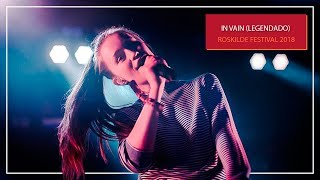 Sigrid - In Vain | legendado | (Ao vivo no Roskilde Festival 2018) Video