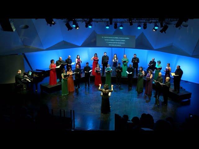 The Animal Crackers, E. Whitacre. Coro de la Universidad Carlos III de Madrid. Dir. Nuria Fernández