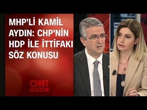 MHP'li Kamil Aydın CNN TÜRK'e Konuştu (özel Röportaj)