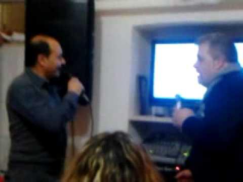 Karaoke in famiglia