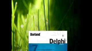 Turbo Pascal. Основы программирования. Видеоурок 8. Работаем с Delphi. (Артём Кашеваров)