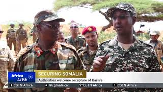 Somali authorities seize strategic rural town used by militants