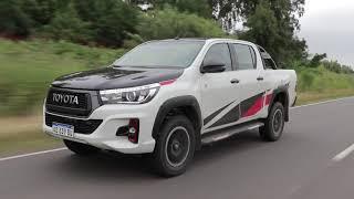 Toyota Hilux GR Sport - Minitest - Matias Antico - TN Autos