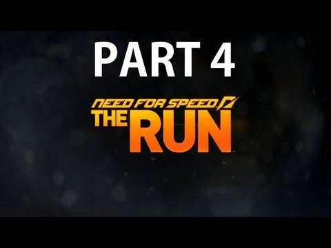 Need For Speed The Run Walkthrough Part 4...