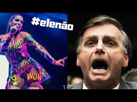 ANITTA CONTRA BOLSONARO - #ELENÃO │ HENRY BUGALHO