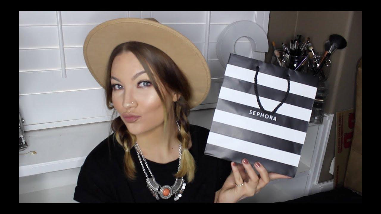 Highend & Lowend Makeup 2015 Sephora x ULTA Haul | Girly ... Girly Blog Youtube