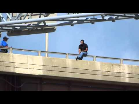 Aug 13 2015 Dunn Memorial Bridge Jumper