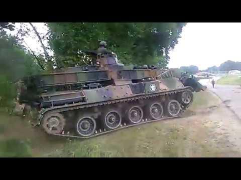 Rencontre avec un EBG du 13e régiment du génie!! :D