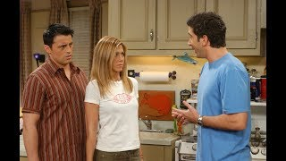 Friends Season 10 Episode 2: The One Where Ross Is Fine Deleted Scenes
